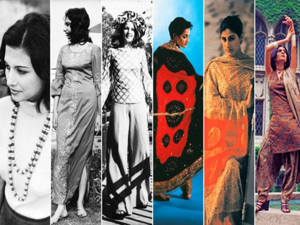 Evolutionary History of Fashion in Pakistan