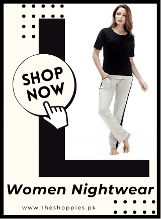 Women NIGHTWEAR - The Shoppies Ad