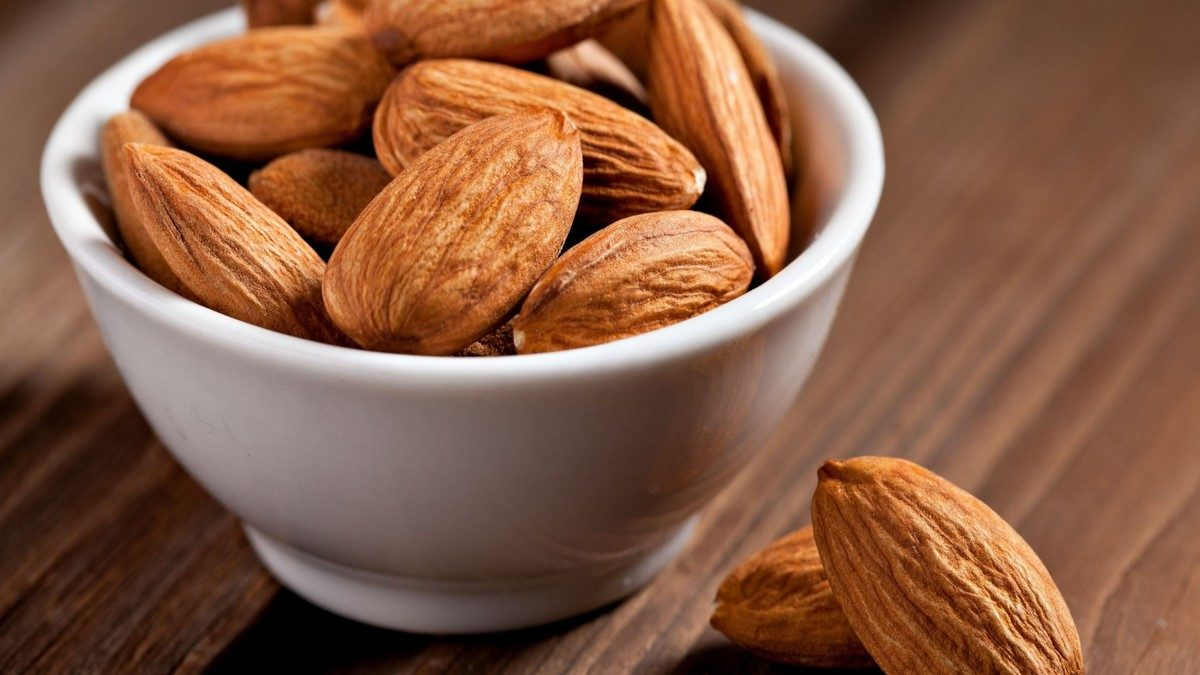 Five Factor of Almonds that Prevent From Diseases' Longevity