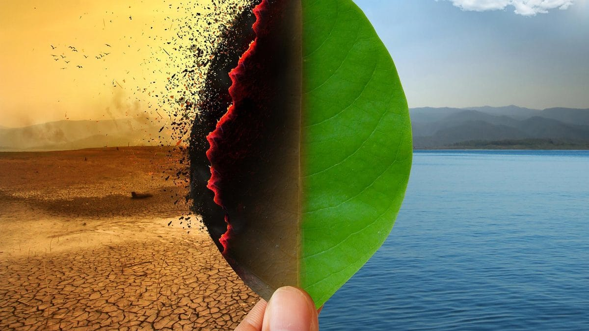 GLOBAL WARMING AND CO2 EMISSION