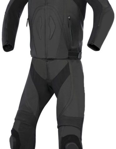 customized leather racing suit